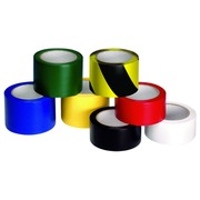 Vloertape in vinyl op rol - blauw
