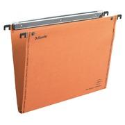 Hangmappen voor laden 33 cm Premium kraft VMG Esselte normale bodem oranje