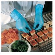 Gloves Mapa nitril non powdered blue box of 100 6