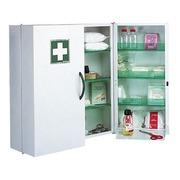 Erste-Hilfe-Schrank mit 2 Türen