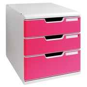 Modulo, 3 blue drawers