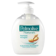 Handseife Pouss Mousse Palmolive pflegend 300 ml Mandel