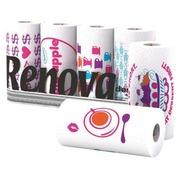 Handtuchrollen Design Renova- 40 Rollen