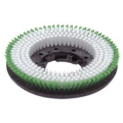 Cleaning disk for Numatic 330 mm in green polypropylene