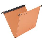 Hangmappen voor laden 33 cm Premium kraft VMG Esselte bodem 15 mm oranje