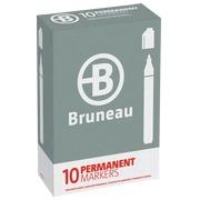Permanente Markierstifte mit metallener Umhüllung Bruneau