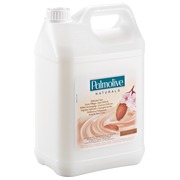 Bottle of 5 L Palmolive nourishing washing cream almond