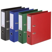 Lever arch files classic, assorted colours 7.5 cm
