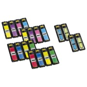 Pack of 16 x 35 page markers Post-it + 4 sets of arrow shaped page markers for free