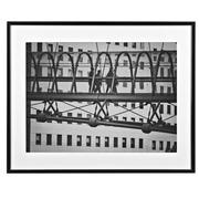 Frame 40 x 50 cm, black