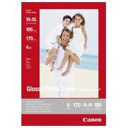 Papier photo glacé Canon GP 501-10 x 15 cm 170 g -100 feuilles