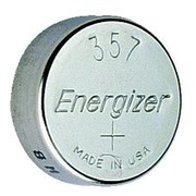 Blisterpackung von 2 Batterien Energizer SR44.