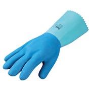 Gants de ménage jersette 301 bleu taille 7