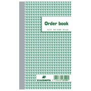 Standard selbstkopierendes Order Book 175 x 105 mm 50-3