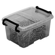 Aufbewahrungsbox 0,4 L Strata transparent