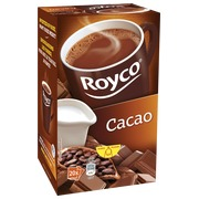 Box of 20 bags Royco Minute Cacao