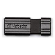 USB Stick Verbatim Pinstripe 64 Gb schwarz