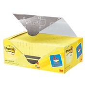 Pack 16 + 4 Post-it Notes geel 76 x 127 mm