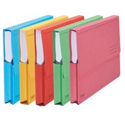 Pack 10 files Forever Exacompta 24,5 x 32,5 cm - assorted colors