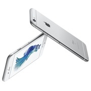 Apple iPhone 6s - argent - 4G LTE, LTE Advanced - 128 Go - TD-SCDMA / UMTS / GSM - smartphone