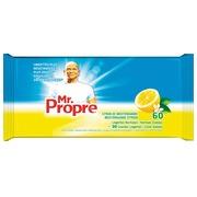 Pak 60 schoonmaakdoekjes Mr Proper citroen