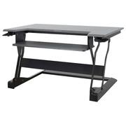 Ergotron WorkFit-T Sit-Stand Desktop Workstation - stand