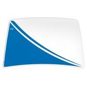 Schreibunterlage Cep Gloss 62,7 x 45 cm - Blau