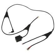 Accessoire hoofdtelefoon met hookswtich-functie Jabra Po & GO 8-9
