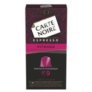 Capsules de café Carte Noire Intense n°9 - Boîte de 10