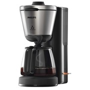 Philips Intense HD7695 - coffee maker - black/metallic