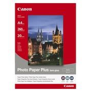Canon Photo Paper Plus SG-201 - papier photo - 20 feuille(s) - A3 - 260 g/m²