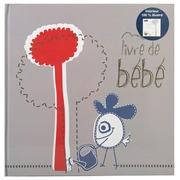 Baby Record Book Petit Bonhomme 25x25