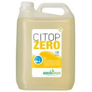Behälter mit 5L flüssigem Spülmaschinenmittel Citop