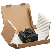 Shipping box foam padding 30 x 22 x 8 cm