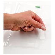 Transparante zak met kleefstrip 230 x 320 mm - Doos van 1000