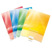 Notepads Splendid A4 210 x 297 mm 4 x 8 100 sheets
