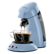 Philips Senseo Original HD6554 - coffee machine - 1 bar - blue hush