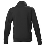 Printer Jog Sporty Sweatshirt Black S