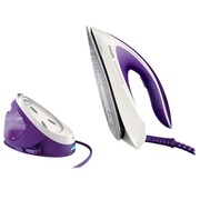 Philips PerfectCare Performer GC8721 - centrale vapeur - semelle : SteamGlide