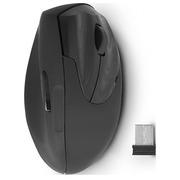 Verticale ergonomische en draadloze muis Urban Factory voor rechtshandigen