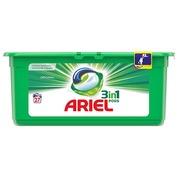 Waschmittel Pods Ariel 3 in 1 Original 27 Dosen