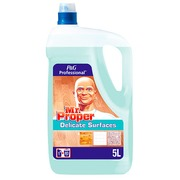 Cleaning product delicate surfaces Mr Proper - can of 5 L