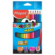 Maped driehoekig kleurpotlood Color'Peps Maxi