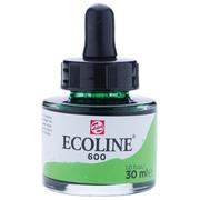 Talens Ecoline peinture à l'eau flacon de 30 ml, vert