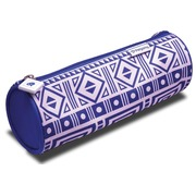 Pergamy Ethnic trousse, bleu