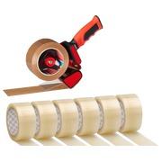 Pack dispenser for tape + 6 Bruneau transparent rolls free