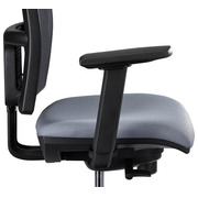 Pair adjustable 2D arm rests for chair Bruneau Activ'