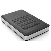 Gesicherte Festplatte Verbatim Store'n'go 1 TB mit Zugang via Tastatur