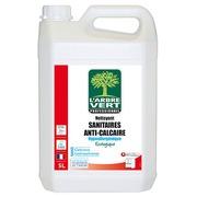 Nettoyant anti-calcaire sanitaire L'Arbre Vert – Bidon de 5 L