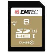SDHC-Speicherkarte 8 GB - Klasse 10